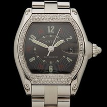 Cartier Roadster Stainless Steel Gents W62000v3