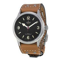 Tudor Heritage Ranger Automatic Black Dial Tobaco Brown...