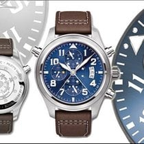 IWC [NEW]Pilot's Double Chronograph Petit Prince Limited...