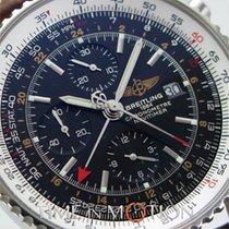 Breitling Navitimer Chrono DATE GMT Modele A24322 45.5 mm DOCS...