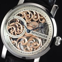 "Benzinger 3/4 Skeleton Floral ""Define"""