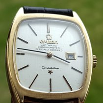 Omega Constellation Automatic Chronometer 18k Yellow gold