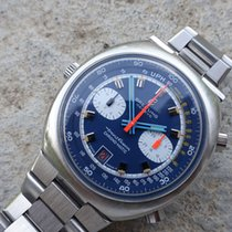 Breitling transocean Chronograph from 1971 with Caliber 11