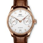 IWC Portugieser Automatice in Rose Gold