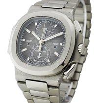 Patek Philippe 5990/1A-001 Nautilus Travel Time Chronograph...