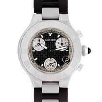 Cartier Chronoscaph 2996