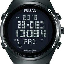 Pulsar X PQ2057X1 Digitaluhr Massives Gehäuse