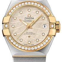Omega Constellation Co-Axial Automatic 27mm 123.25.27.20.57.002