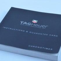 TAG Heuer Manual Anleitung Chronotimer Digital Analog