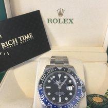 Rolex GMT Master II  'BLNR'
