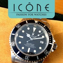 Rolex SEA DWELLER 16660 Matte Dial Triple Six