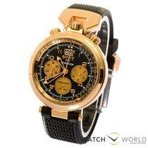 Bovet Sportster Saguaro, 18 carat gold