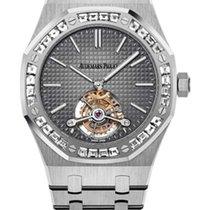 Audemars Piguet Royal Oak Tourbillon Extra-thin Platinum &...