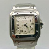 Cartier Santos 2319 Automatic. 28mm Grey Dial.