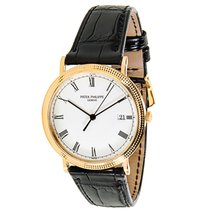 Patek Philippe Calatrava 3944J Men's Watch in 18K Yellow Gold