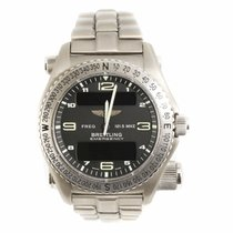 Breitling Emergency Titanium Watch E56121.1 (Pre-Owned)