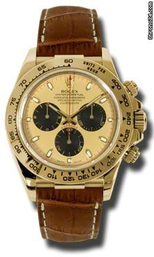 Rolex COSMOGRAPH DAYTONA &amp;#34;PAUL NEWMAN&amp;#34; RED HAND YELLOW GOLD