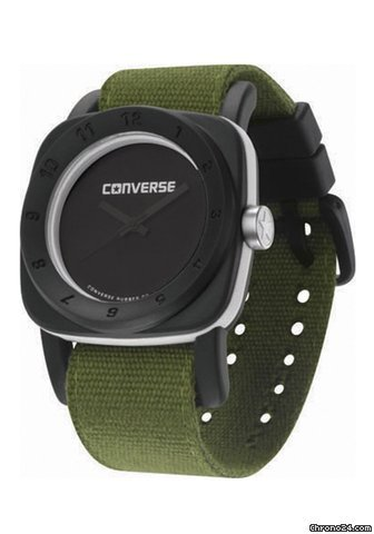Converse 1908 Black/Olive Bracelet Watch