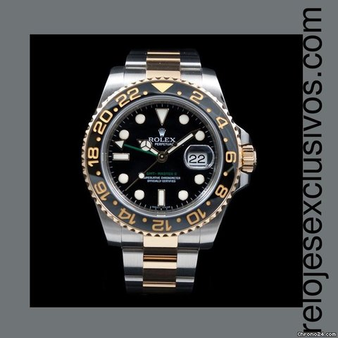 Rolex GMT - Master II
