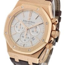 Audemars Piguet Royal Oak Chronograph in Rose Gold
