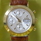 Roamer searock chrono automatico 18kt gold yellow