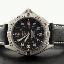 Breitling SuperOcean Steel Black Dial 40 mm (2002)