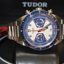 Rolex Tudor Heritage Chrono Blue
