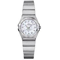 Omega Ladies 11115266055001 Constellation Watch