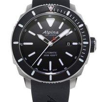 Alpina Seastrong Diver 300 Automatikuhr AL-525LBG4V6