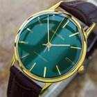 Seiko Vintage Liner Made In Japan Manual 1950s Gold Plated...