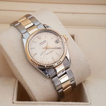Rolex Oysterdate Precision Lady Gold Steel Vintage 30 mm (1967)