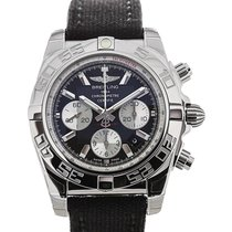 Breitling Chronomat 44 Automatic Black Dial