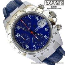 Tudor Cronografo Prince Date 79280 Tiger blue dial 2004