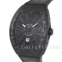 Franck Muller Vanguard Black Carbon 44MM