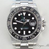 Rolex GMT MASTER II 116710 LN EDELSTAHL KERAMIK AUTOMATIK