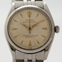 Rolex Vintage Oyster Perpetual 'Honey Comb' Dial ref....