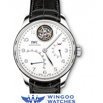 IWC - PORTOGHESE TOURBILLON MYSTERE RETROGRADE Ref. IW504601