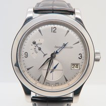 Jaeger-LeCoultre Master Control Hometime GMT Ref. 147.8.05.S