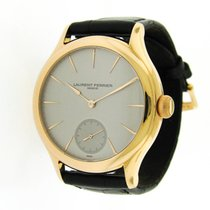 Laurent Ferrier Galet Micro Rotor, Rose Gold