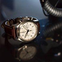 Fortis B-42 Flieger Chronograph – 635.10.12 L.38 – NEU Ungetragen
