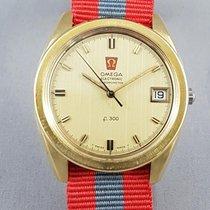 Omega Electronic Chronometer date f 300 Hz