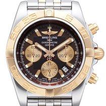 百年靈 (Breitling) Breitling Chronomat 44 Stahl / Roségold...