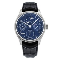 IWC Portugieser Perpetual Calendar Perpetual Double Moonphase