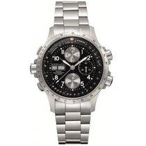 Hamilton Uhr Khaki X-Wind Automatik Chrono H77616133