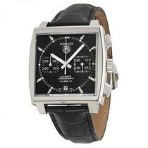 TAG Heuer Men's CAW2110.FC6177 Monaco Calibre 12 Watch