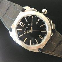 Bulgari Octo Steel Automatic Mens Watch Bgo