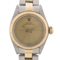 Rolex Lady Oyster Perpetual ref. 6724