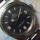 Rolex 1967 Stunning Mark I Patina dial Explorer I Ref 1016.