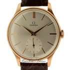 Omega Vintage Rare 14k Yellow Gold Cal. 260 Gents Watch...