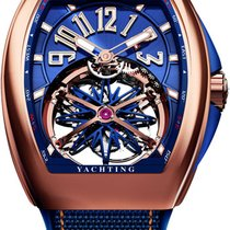 Franck Muller Vanguard Yachting Gravity Tourbillon V45TGRCSYAC...